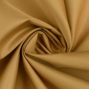 Курточная ткань 130 г/м2, цвет золотой (10227)