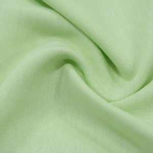 Лен Рубашечный 130 г/м2, цвет зеленый (10011)