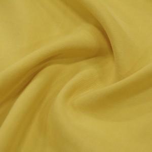Лён Костюмный 165 г/м2, цвет желтый (10017)