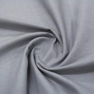 Лен Рубашечный 140 г/м2, цвет серый (10018)
