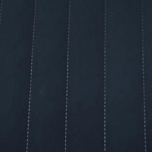 Стеганая ткань курточная 250 г/м2, цвет синий (10004)