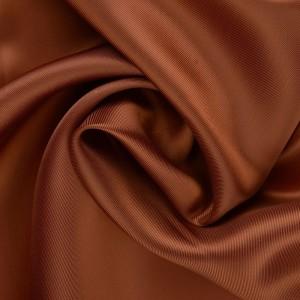 Вискоза подкладочная 80 г/м2, цвет коричневый (10092)