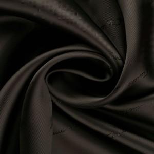 Вискоза подкладочная 70 г/м2, цвет черный (10075)