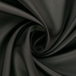 Подкладочная ткань 80 г/м2, цвет черный (10101)