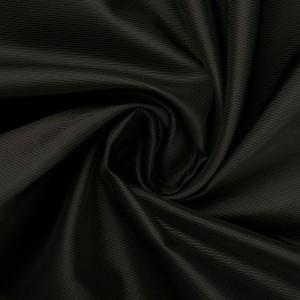 Вискоза подкладочная 80 г/м2, цвет черный (10099)