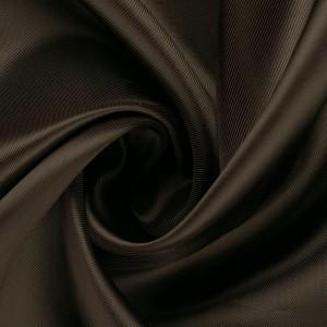 Вискоза подкладочная 70 г/м2, цвет коричневый (10064)