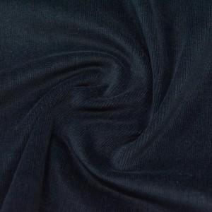 Микровельвет стрейч 250 г/м2, цвет синий (10041)