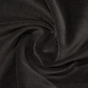Велюр 270 г/м2, цвет серый (10045)