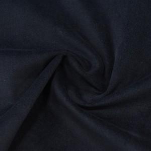 Велюр стрейч 285 г/м2, цвет синий (10050)