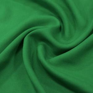 Штапель вискоза 130 г/м2, цвет зеленый (10027)