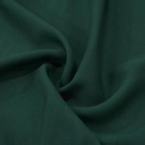 Штапель вискоза 130 г/м2, цвет зеленый (10036)