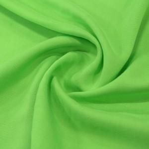 Штапель вискоза 130 г/м2, цвет зеленый (10038)