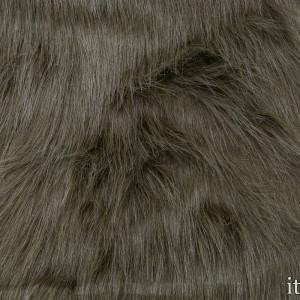 Мех искусственный 7973 цвет серый