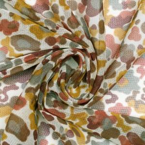 Сетка трикотажная принтованная 9834 цвет разноцветный