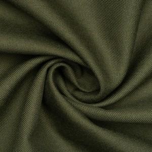 Костюмная ткань 325 г/м2, цвет зеленый (9717)