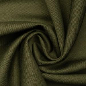 Костюмная ткань 270 г/м2, цвет зеленый (9747)
