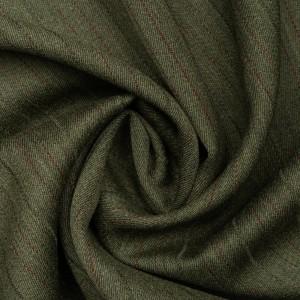 Костюмная ткань 225 г/м2, цвет зеленый (9746)