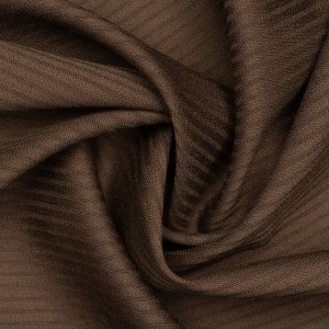Костюмная ткань 180 г/м2, цвет коричневый (9742)