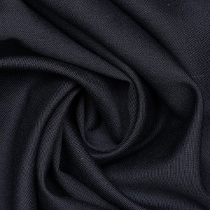 Костюмная ткань 190 г/м2, цвет синий (9741)