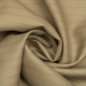 Костюмная ткань 170 г/м2, цвет бежевый (9740)
