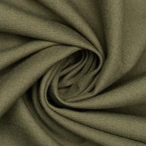 Костюмная ткань 185 г/м2, цвет зеленый (9738)