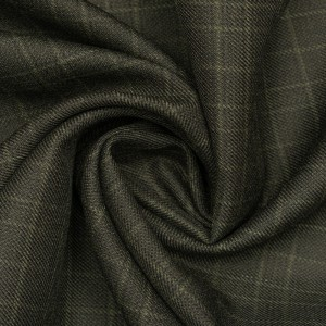Костюмная ткань 9735 цвет серый