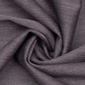 Костюмная ткань 200 г/м2, цвет сиреневый (9729)