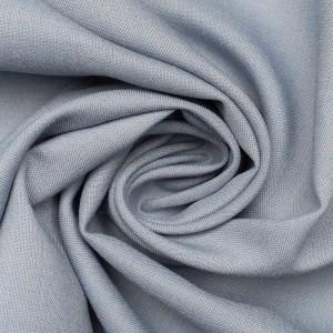Плательная ткань 155 г/м2, цвет голубой (9748)