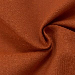Лен 220 г/м2, цвет оранжевый (9790)