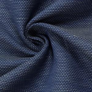 Лен 200 г/м2, цвет синий (9766)