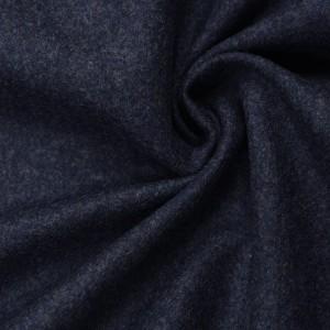 Шерсть пальтовая 200 г/м2, цвет синий (9809)