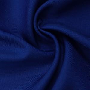 Костюмная ткань 140 г/м2, цвет синий (9810)