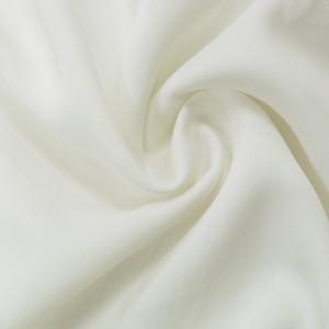 Плательная ткань 190 г/м2, цвет белый (9787)