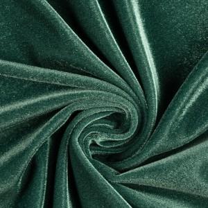 Бархат Panama SEQUOIA 220 г/м2, цвет бирюзовый (9517)