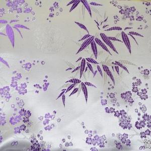 Китайский Шелк 8199 цвет серый