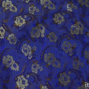 Китайский Шелк 8175 цвет синий