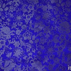 Китайский Шелк, цвет синий (8171)