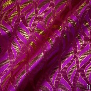 Парча цвет фиолетовый