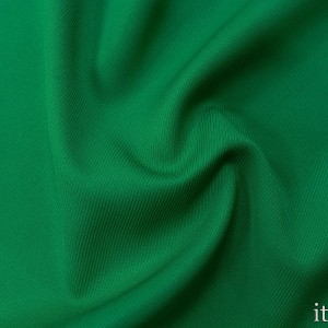 Костюмная ткань 8007 цвет зеленый