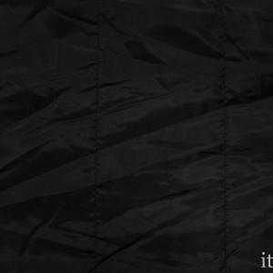 Подкладочная стеганая ткань 8791 цвет черный