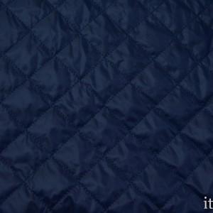 Курточная стеганная 170 г/м2, цвет синий (8407)