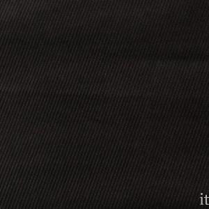Велюр в рубчик 230 г/м2, цвет серый (8814)