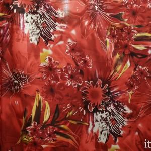 Ткань Атлас Принт 5555