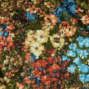 Ткань Атлас Принт 5571