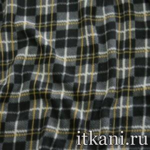Ткань Флис, узор полоска (3123)
