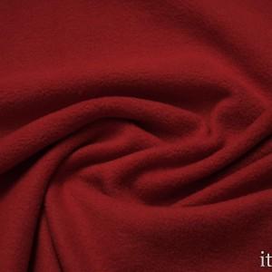 Ткань Флис, цвет красный (5645)