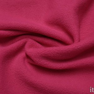 Ткань Флис, цвет розовый (5653)