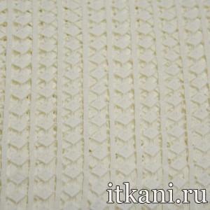 Ткань Кружево, цвет молочный (3210)