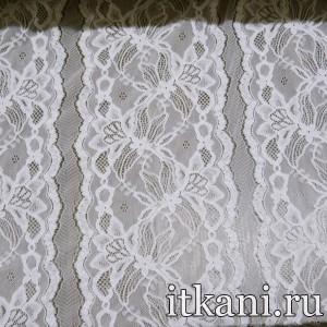 Ткань Гипюр, цвет белый (3289)