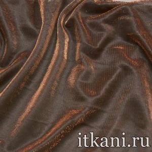 Ткань Сетка, цвет коричневый (3341)